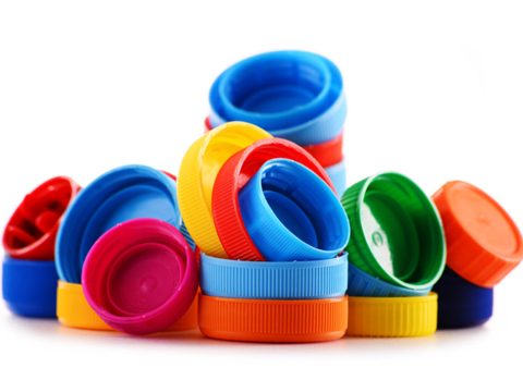 Tipos de tapas plasticas