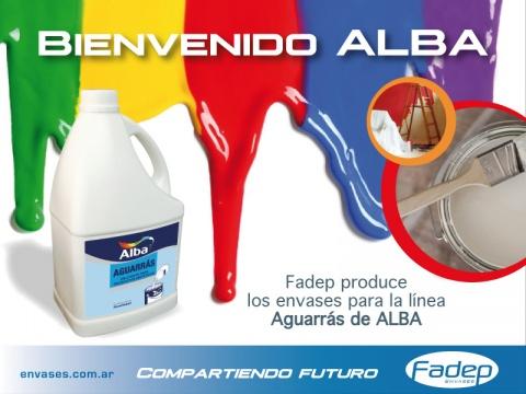 Bienvenido ALBA a FADEP Envases