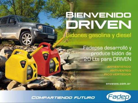 Bidones de Combustible - Driven