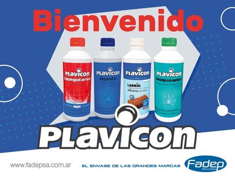 BIENVENIDO PLAVICON A FADEP ENVASES