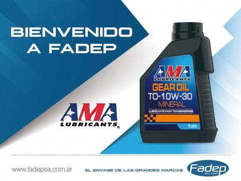 Bienvenido AMA Oils a FADEP Envases