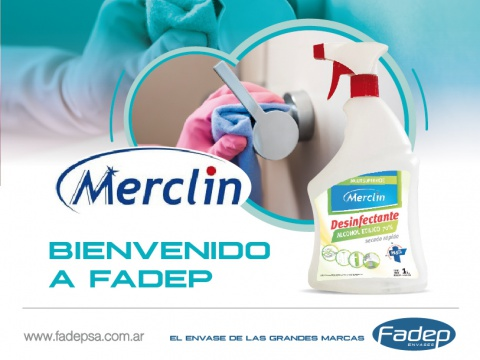 Bienvenido MERCLIN a FADEP Envases