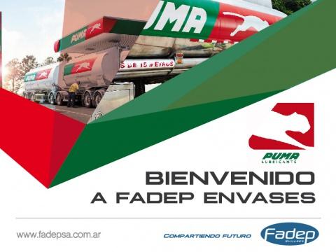 Bienvenidos PUMA Lubricantes a FADEP envases